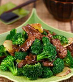 Chinese Beef Broccoli Recipe
