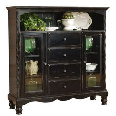 I pinned this Raleigh Baker's Cabinet from the Comfortable Luxury event at Joss and Main!