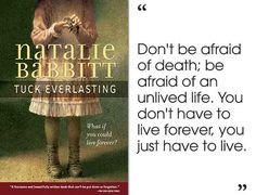 Tuck Everlasting by Natalie Babbitt | 46 Brilliant Short Novels You Can Read In A Day