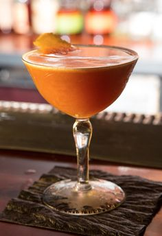 Recipe: Snowbirds and Townies (a cocktail featuring three sweet holiday flavors: orange, cocoa and cinnamon). Photo: Tony Cenicola/The New York Times