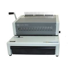 GBC CombBind C800pro Electric Plastic Comb Binding Machine - 27170. The new GBC CombBind C800pro Electric Plastic Comb Binding Machine (Formerly the Ibico EPK21 Binding Machine) sets the industry standard for electric comb binding machines. This all metal plastic comb binding machine is extremely well built and is meant to stand the test of time (many EPK21 binding machines have been in use for decades without problems).