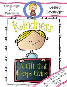 Kindness:  A Gift that Keeps Giving