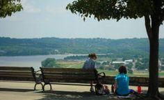 Eden Park Cincinnati - great place to visit