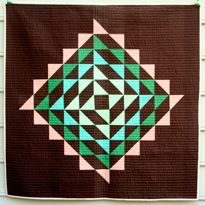 Design to Reality: Succulent Quilt Pattern