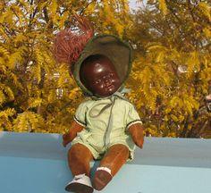 Armand Marseille Black Baby Doll | eBay     $150.00