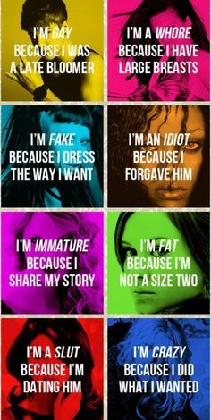 STOP STEREOTYPING!