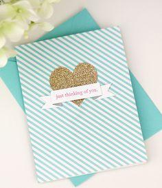 Creative Cards - Easy Like Sunday Morning Damask Love