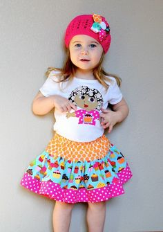 Dora birthday outfit