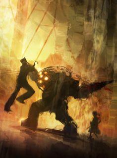 Bioshock - Big Daddy
