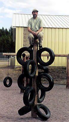 Tire Playground