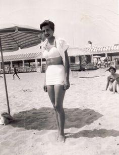 Jones Beach, NY, 1950.