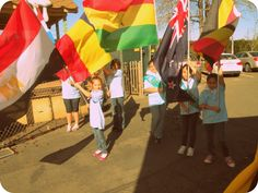 Girl Scout Troop #2447: World Thinking Day ideas