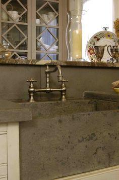 Concrete Sinks