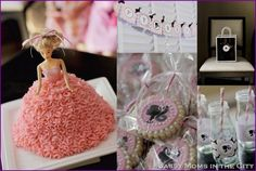 How to Plan & Host a Vintage Barbie Birthday Party