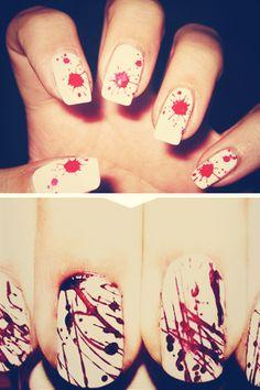 Blood Splatter - Halloween