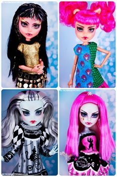 Monster High Repaint Commissions for Mia | Flickr Photo Sharing! Monster High Repaint www.retrogradeworks.com