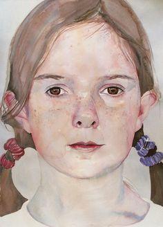 Maili, watercolour - David Reid 2005