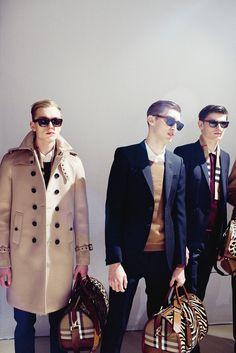 Nice One Burberry. #fashion