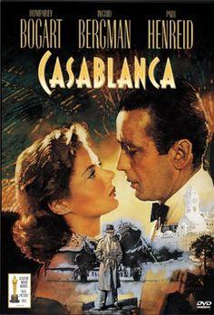 Bogart. Bergman. Rains. Lorre.
