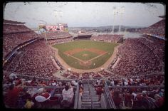 Great American Ball Park, home of the Cincinnati Reds