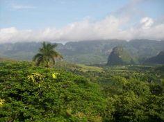 View of the Vinales- #Cuba