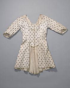 print chintz, earli cloth, late 1700s