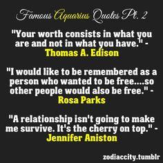 Aquarius Quotes (Part ...