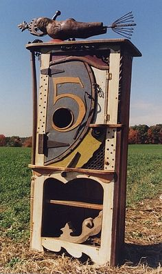 """""""The 5 Hole"""" Cupboard by The Thieving Magpie"""