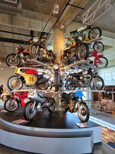 Barber Museum Motorcycle Bike Rack