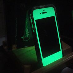 Glow in Dark iPhone Skin