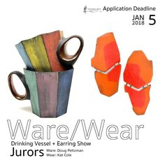 Ware/Wear Juried Exh