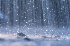 In every rain drop I see you......