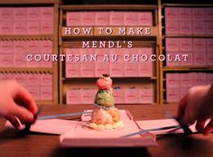 How To Make The Starring Pastry From Wes Anderson's New Movie