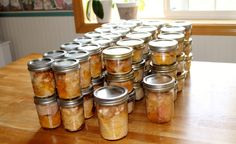 Homemade canned tuna - NOTHING like the store-bought stuff!  Amazing!