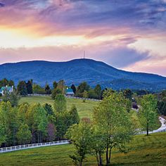 9. Landrum, SC - cottage vacations in the mountains