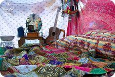 Gypsy Style Bedroom