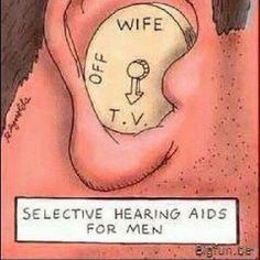 Welcome to life as an audiologist.