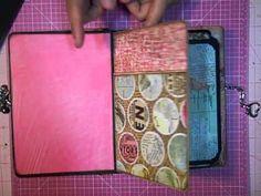 Envelope Mini Album Kathy Orta