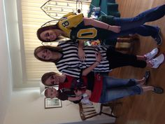 Football  baby shower!