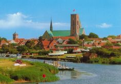 Denmarks oldest town, Ribe.