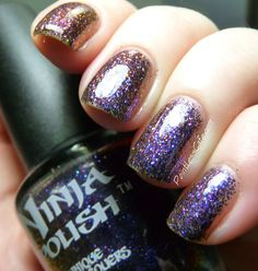 Ninja Polish Chameleon (used 1x) $8 *SOLD*