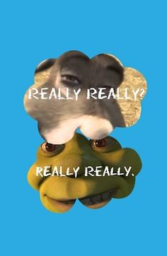 The Fault In Our Shrek