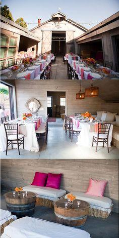 Hay bales for seating #jevelweddingplanning Follow Us: www.jevelweddingplanning.com www.facebook.com/jevelweddingplanning/