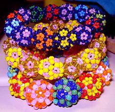 Beaded Ball Bracelet Pattern