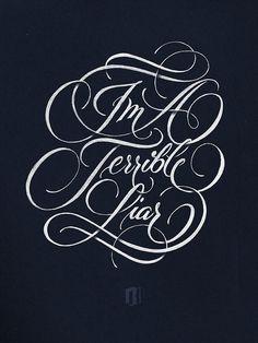 Typeverything.com - Terrible Liar by Ryan Hamrick
