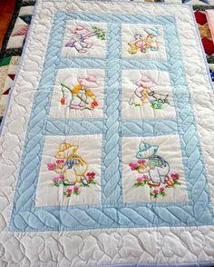 Free Baby Quilt Patterns - LoveToKnow