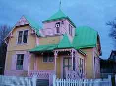 House of Pippi Longstocking