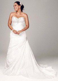 Plus Size Wedding Dresses - David's Bridal