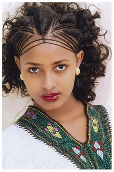 traditional dress of ethiopia - Google Search