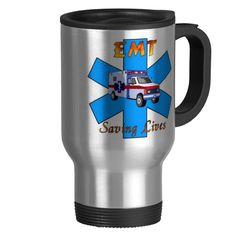 EMT Saving Lives Mugs